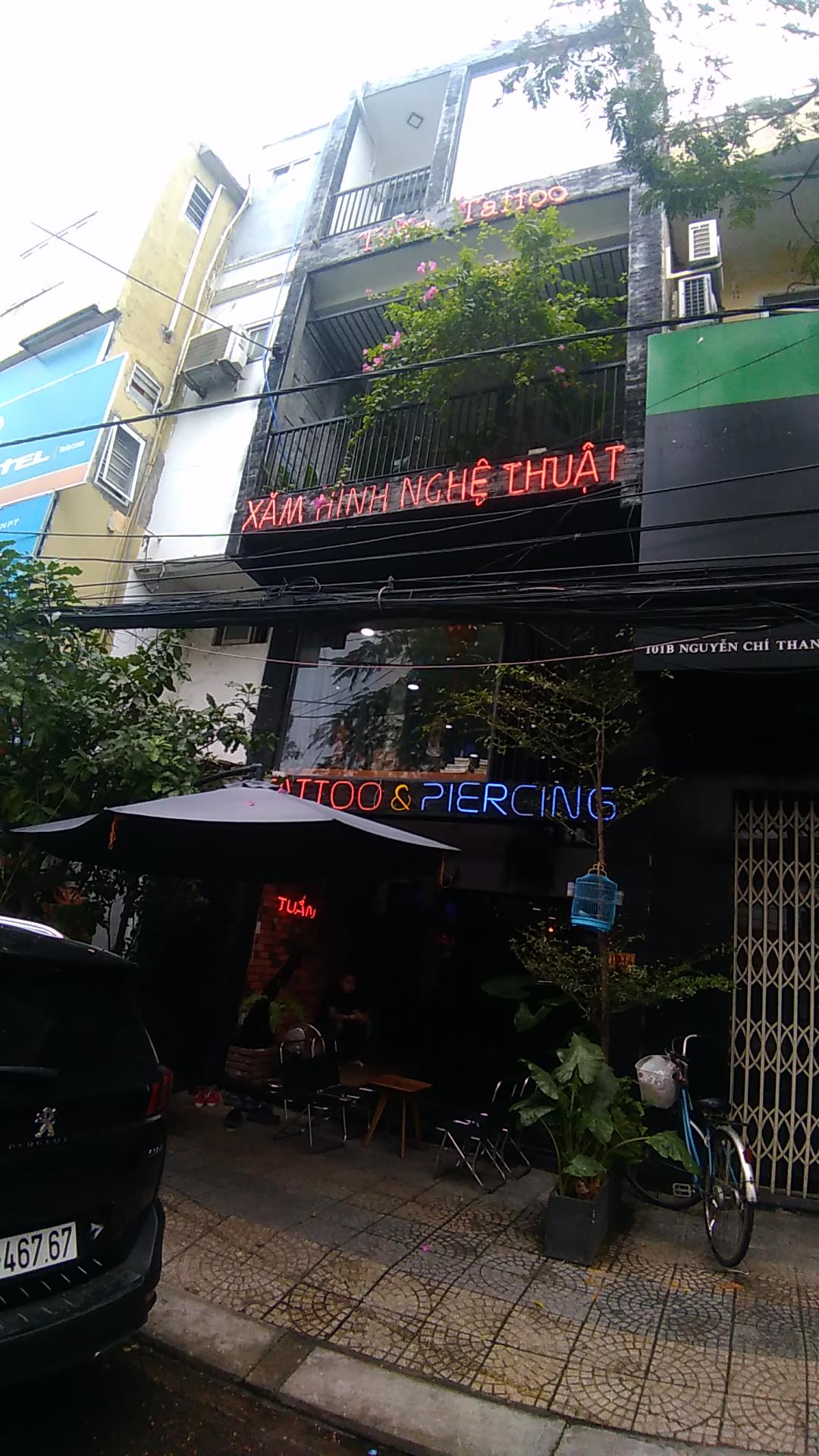 Thi công đèn neon tại Đà Nẵng QUẢNG CÁO 07 Liên Hệ 0938569427