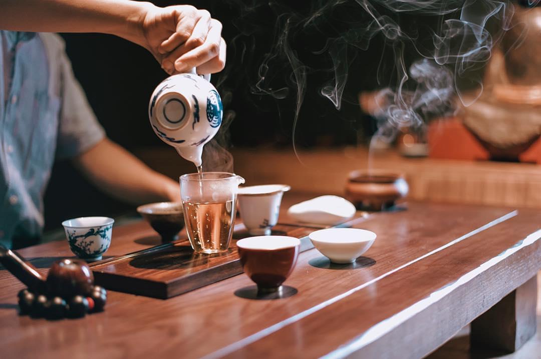 Uống trà đúng cách tại Đà Nẵng Số