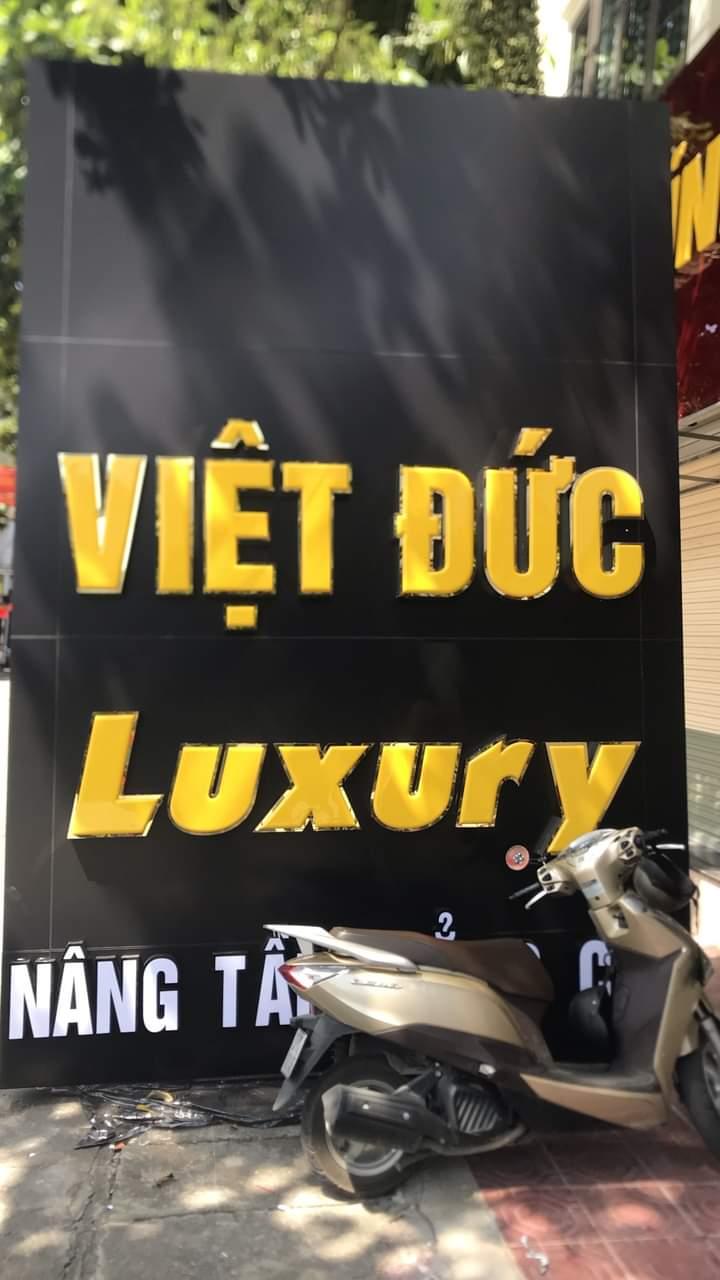 Thi công chữ nổi inox mặt mica hút nổi tại Đà Nẵng LH 0974480518 - 0938569427