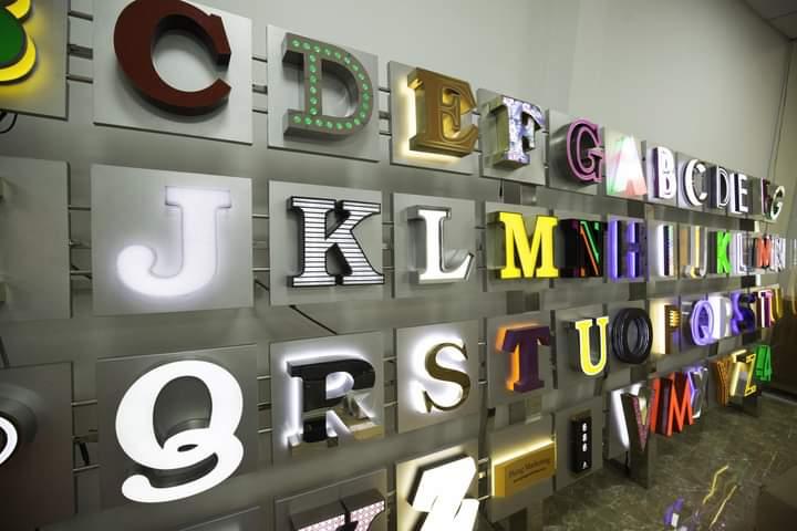 Làm chữ nổi inox tại Đà Nẵng LH 0974480518 - 0938569427