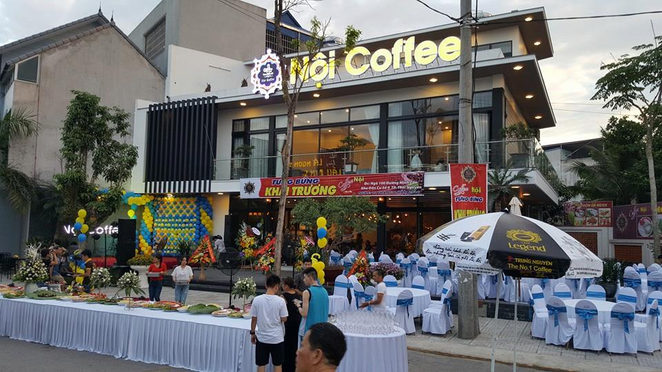 Thi công bảng hiệu quảng cáo quán cafe đẹp tại Đà Nẵng LH: 0974480518