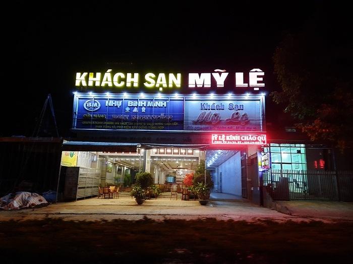 Làm bảng hiệu khách sạn hotel tại Đà Nẵng 0974480518 (Mr Phương)