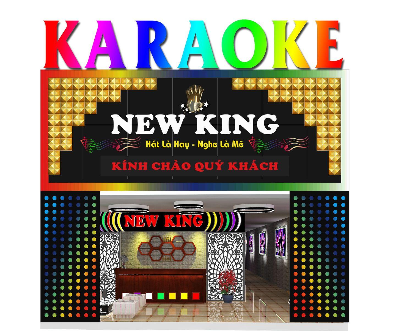 Thiết kế bảng hiệu quán karaoke tại Đà Nẵng LH: 0974480518