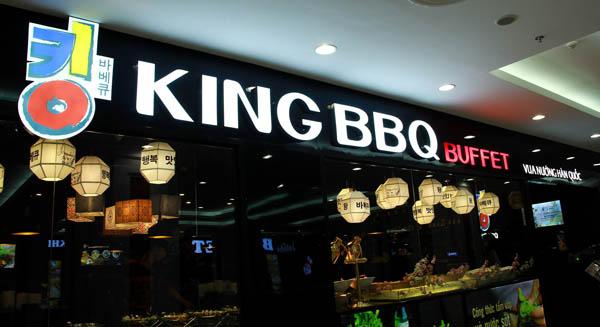 Làm bảng hiệu chữ nổi quảng cáo nhà hàng đẹp tại Đà Nẵng Lh: 0974480518