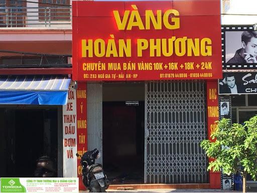 Làm bảng hiệu tiêm vàng tại Đà Nẵng LH 0974480518