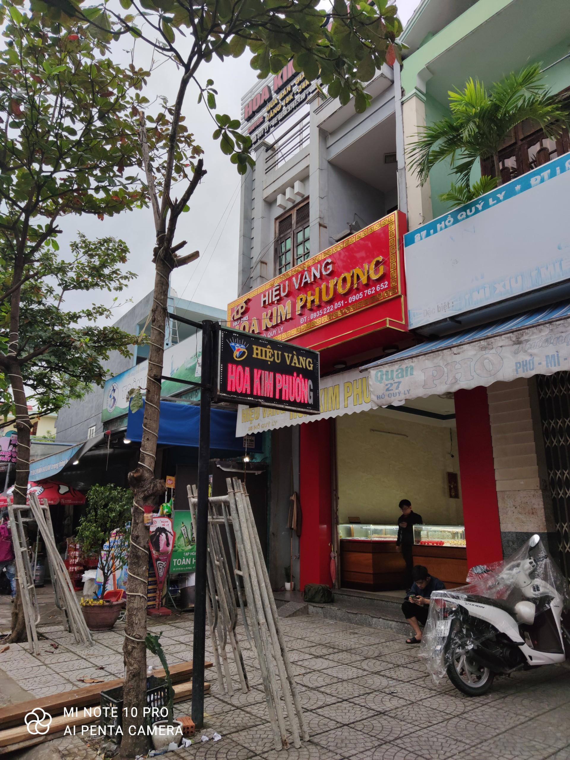 Làm bảng hiệu tiệm vàng đẹp tại Đà Nẵng LH: 0974480518