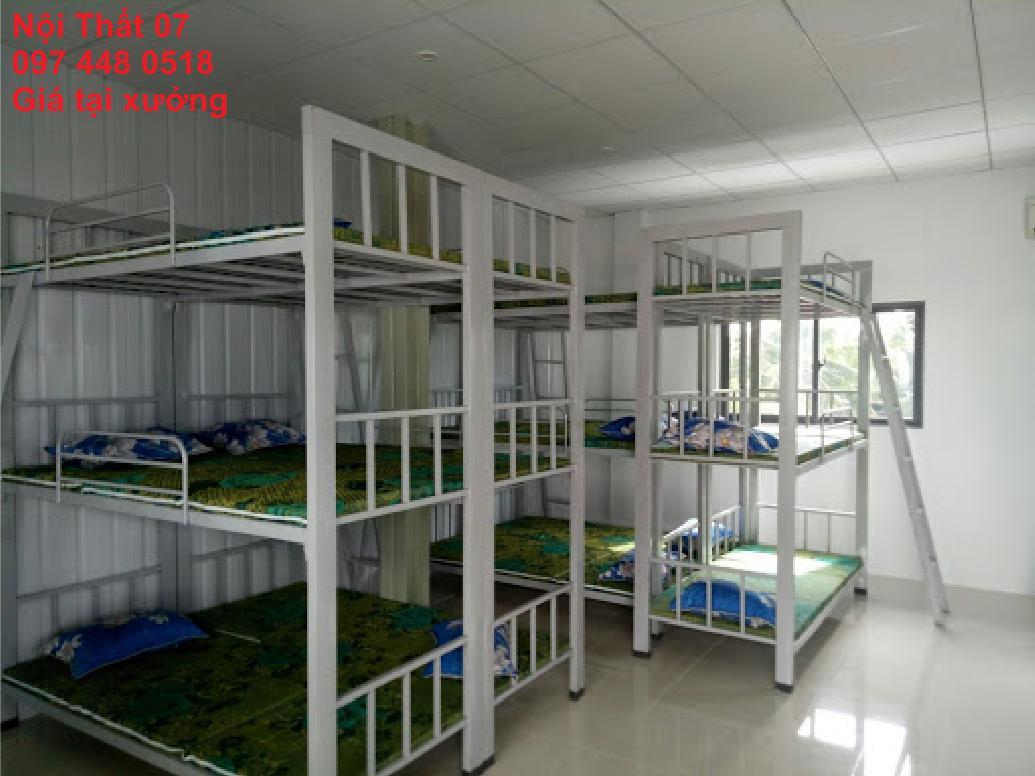 Làm giường tầng sắt theo yêu cầu tại Đà Nẵng LH: 097 448 0518