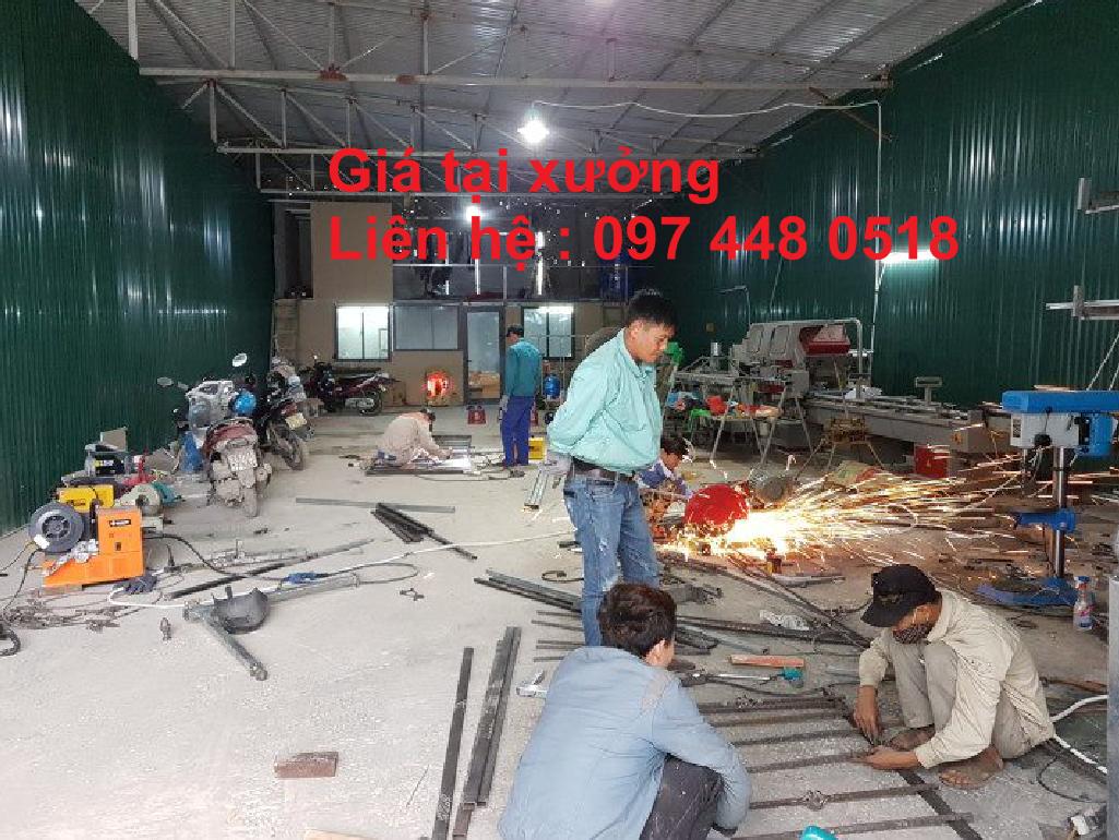 Xưởng sản xuất làm giường tầng sắt theo yêu cầu tại Đà Nẵng LH: 097 448 0518